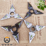 Overwatch Genji Spinnable Shurikens (2 Piece Set) Classic - AFK eSport Store (AFKeSportStore.com)