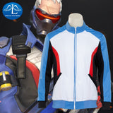 Overwatch Cosplay Soldier: 76 Track Jacket - AFK eSport Store