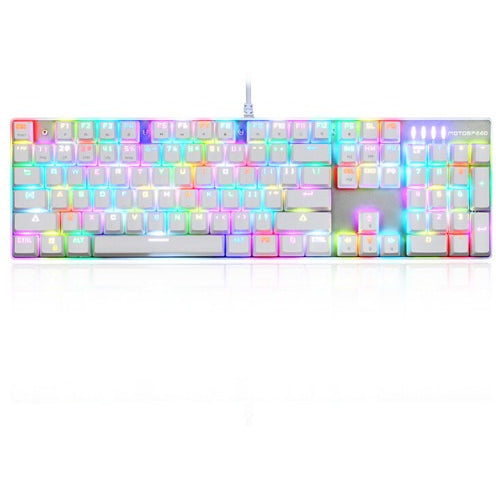 MOTOSPEED Inflictor CK104 Mechanical Gaming Keyboard RGB Backlit - AFK eSport Store (AFKeSportStore.com)