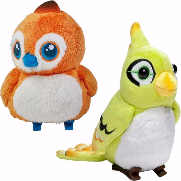 Overwatch Bastion Ganymede and Pepe Plush Dolls - AFK eSport Store