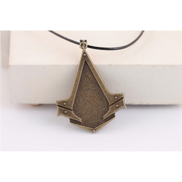 Assassin's Creed Syndicate Bronze Assassin Insignia Necklace - AFK eSport Store