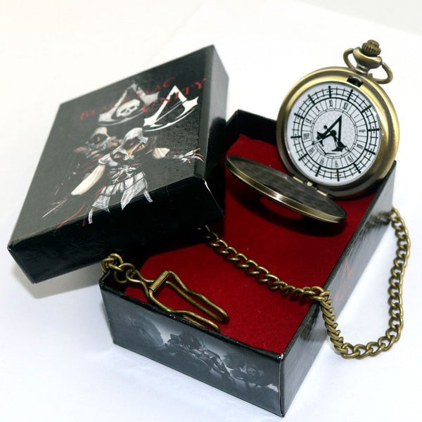 Assassin's Creed Pocket Watch - AFK eSport Store