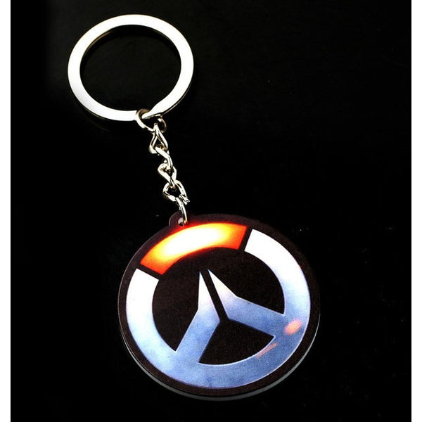 Overwatch Cute Spray Acrylic Keychains - AFK eSport Store (AFKeSportStore.com)