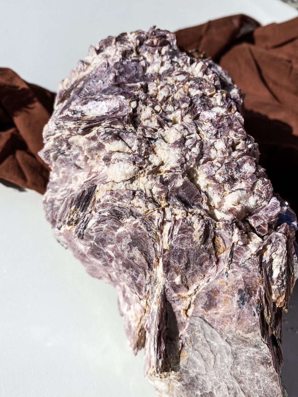 Lepidolite Large Raw stone
