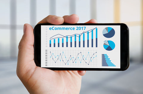 Top Four eCommerce Trends and Statistics in 2017 So Far