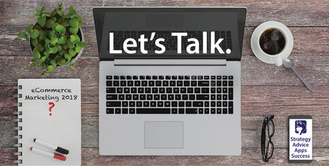Professional Marketing Tips, Tricks, and Advice – Announcing eCommerce Coffee Talk