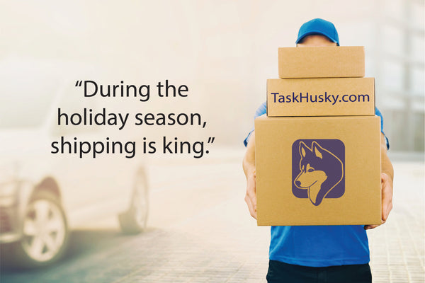 In the Holidays, Shipping is King in Shopify and all eCommerce