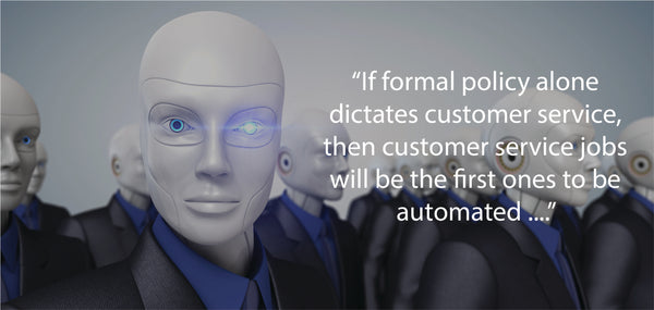 Customer Service Automation - Rise of the Machines