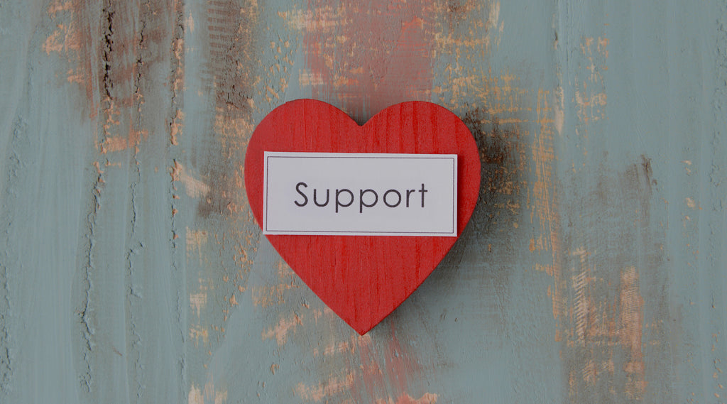 Charity Heart Giving Back Community Shopify Developers Cause