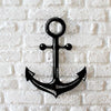 Bystag metal dekoratif duvar aksesuarı çapa- Bystag metal wall art-wall art-wall decor-metal wall decor-anchor