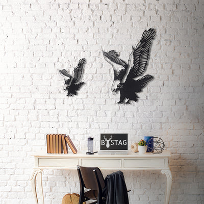 EAGLE WALL DECOR BYSTAG