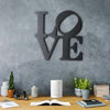 Bystag metal dekoratif duvar aksesuarı aşk- Bystag metal wall art-wall art-wall decor-metal wall decor-love
