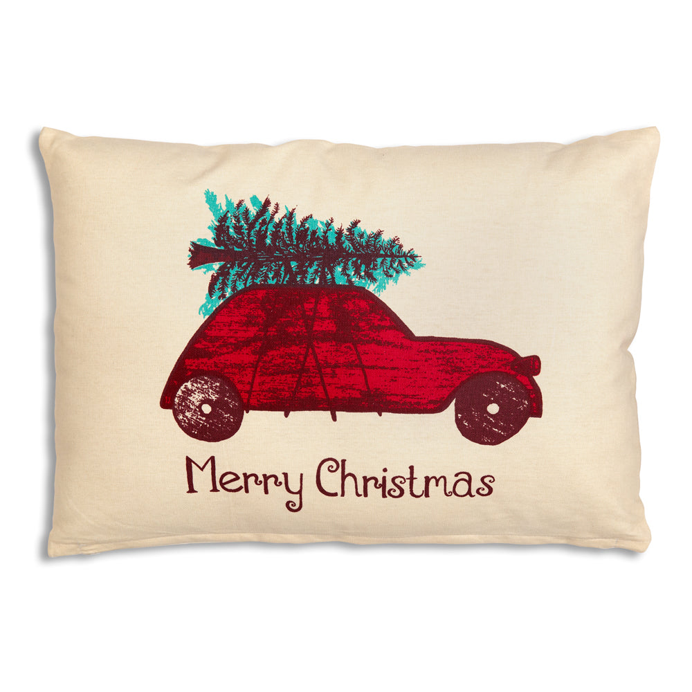 Toy Car Accent Pillow