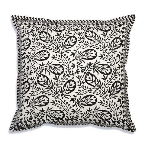 Ansel Cotton Throw Pillow
