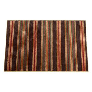 Striped Decorative Rug