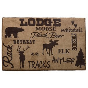 Lodge Accent Rug