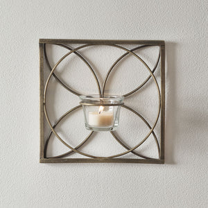 Charlotte Tealight Wall Sconce