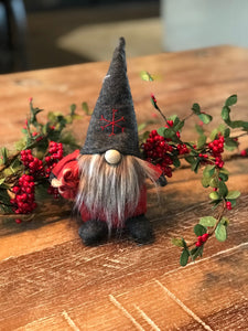 Christmas Gnome with Bag