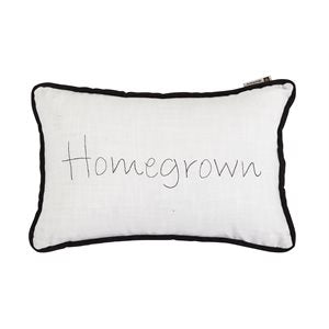 Homegrown Pillow