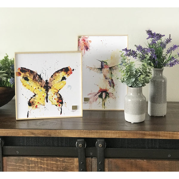 Swallowtail Butterfly Art