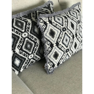 Riley Jacquard Pillow