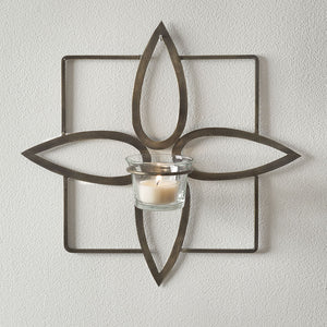 Olivia Tealight Wall Sconce