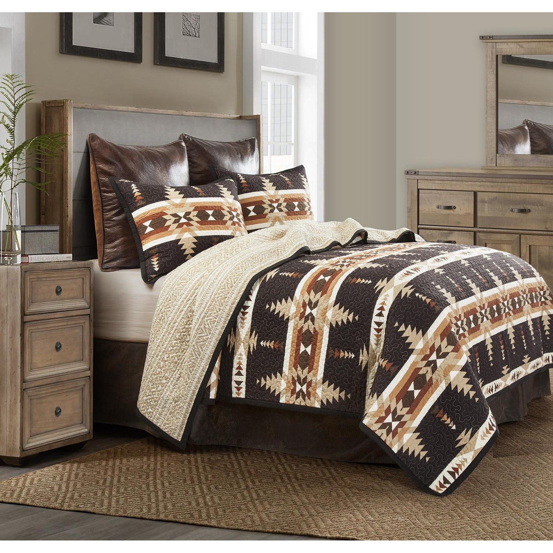 Yosemite Bedding Set