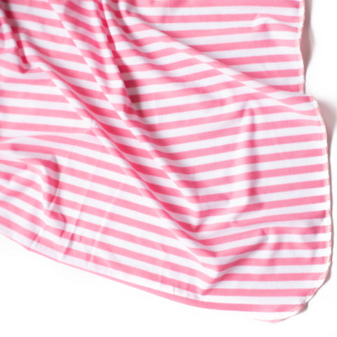 Pink Stripe Original Swaddle Blanket