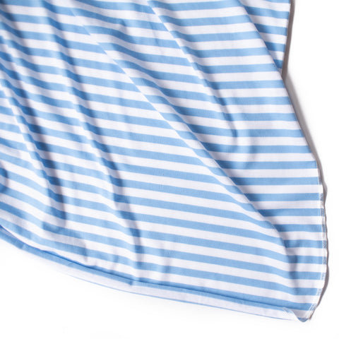 Blue Stripe Original Swaddle Blanket