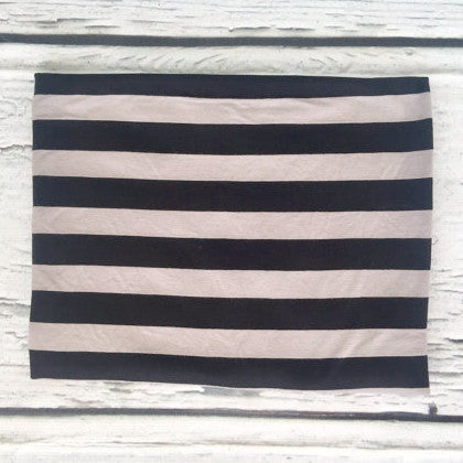 The Black/Grey Casper Original Swaddle Blanket
