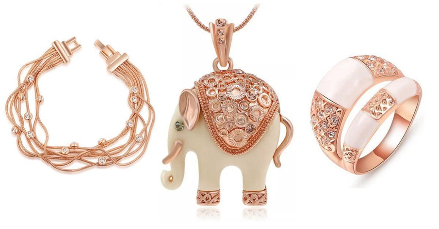 Fresh news from women jewellery world Tagged Rose gold jewelry