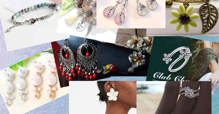 Trendy jewellery shop for trendy women's gifts