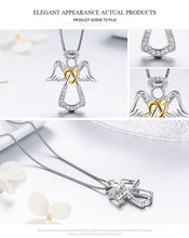 Load image into Gallery viewer, Angel necklace