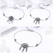 Load image into Gallery viewer, Dream catcher bracelet