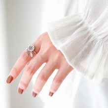 Load image into Gallery viewer, Dream catcher ring