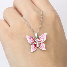 Load image into Gallery viewer, Fashion butterfly necklace