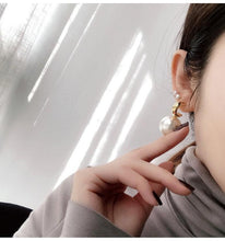 Load image into Gallery viewer, Fashion pearl earrings