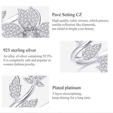 Load image into Gallery viewer, Floral ring