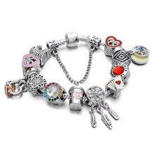 Load image into Gallery viewer, Lucky charm bracelet