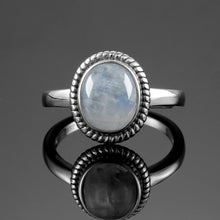 Load image into Gallery viewer, Moonstones Ring