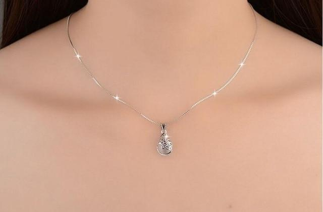 Tears of happiness necklace