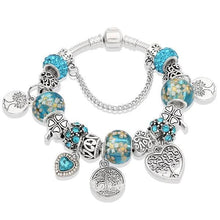 Load image into Gallery viewer, Tree of life and love bracelet