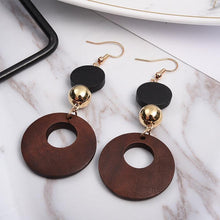 Load image into Gallery viewer, Trendy dangle earrings