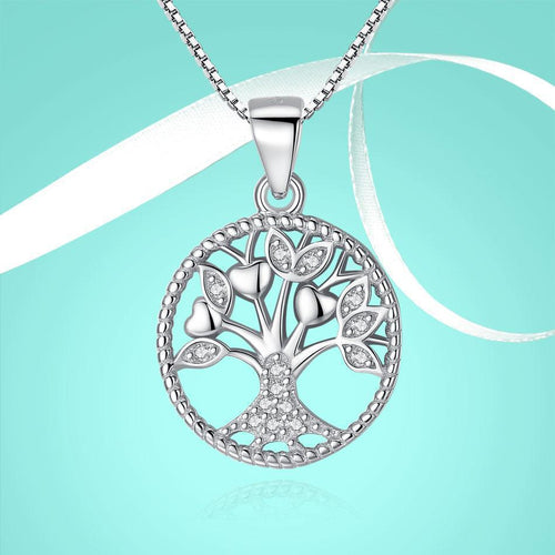 Trendy tree of life necklace Trendystrike