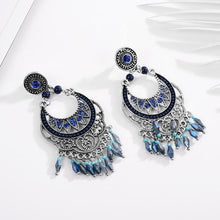 Load image into Gallery viewer, Vintage bohemian earrings