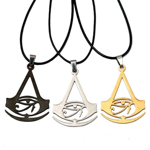 Assassin's Creed Assassin's Creed Logo Necklace
