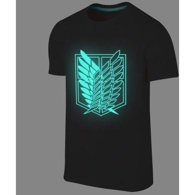 Attack on Titan Attack on Titan Fluorescent T-Shirts