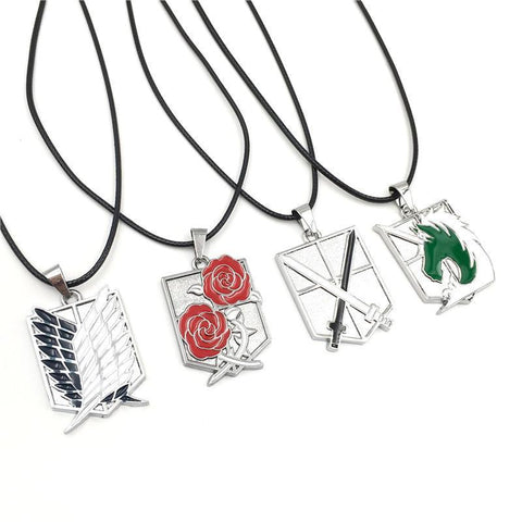 Attack on Titan Attack on Titan Legion Necklace