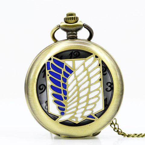 Attack on Titan Attack on Titan Scouting Legion Pocket Watch
