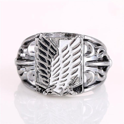 Attack on Titan Attack on Titan Wings of Freedom Ring